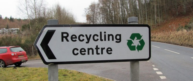 Nairn Recycling Centre