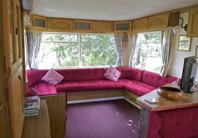 nairn holiday caravan