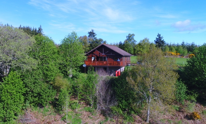 Hiddenglen Holidays lodge